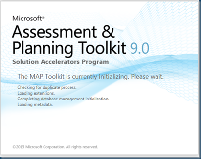 Microsoft Assessment and Planning (MAP) Toolkit.