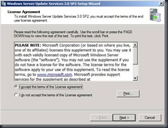 WSUS 3.0 SP2 With NLB on windows 2008 R2 what can go wrong