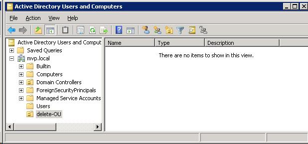 how to delete recycle.bin folder in windows 2008