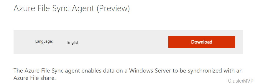 Step by Step Azure File Sync – on-premises file servers to #Azure