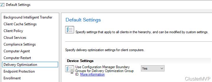 Windows 10 version 1903 May update prepair Windows Update Delivery