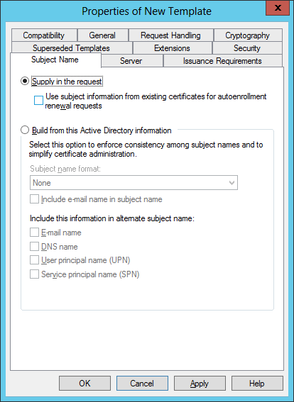 Hyper v replica certificate based with your own root authority now that the certificate template is ready we are going to import this certificate yadclub Choice Image