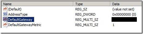 Lost Default Gateway Windows 2008 R2 SP1 | Robert Smit MVP Blog