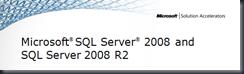 guide for Microsoft SQL Server 2008 and SQL Server 2008 R2