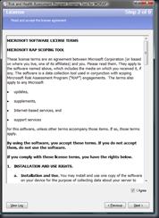 Microsoft Risk and Health Assessment Program for Windows Desktop (WDRAP)
