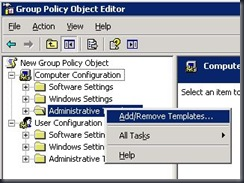 Microsoft Advanced Group Policy Management (AGPM)